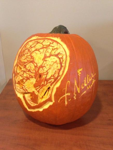pumpkin signature