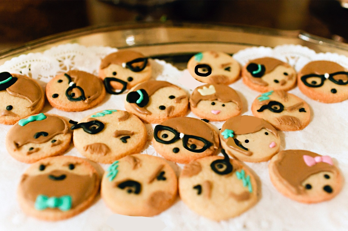 dapper cookies