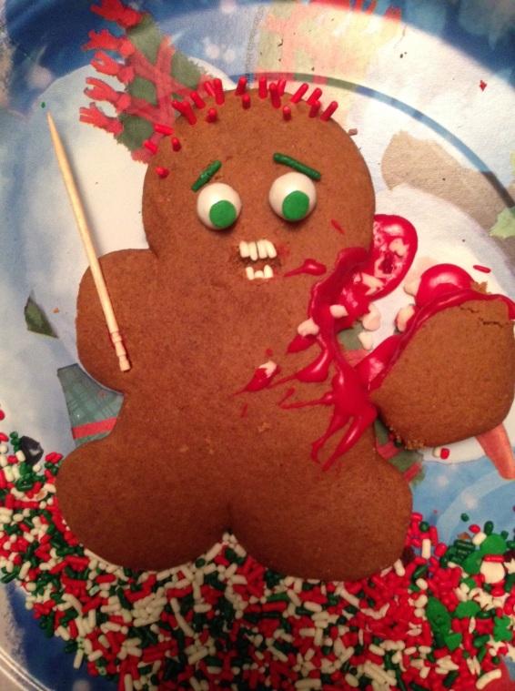 gingerbread stab