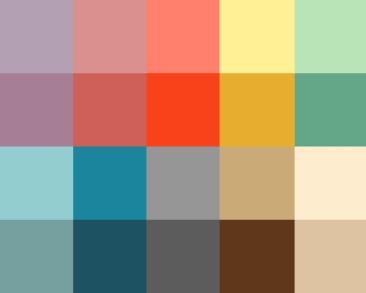 Palette Squares