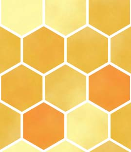 yellow-hex-tile